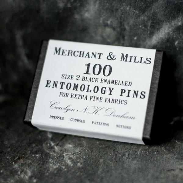 Merchant and Mills - Entomology Pins 100