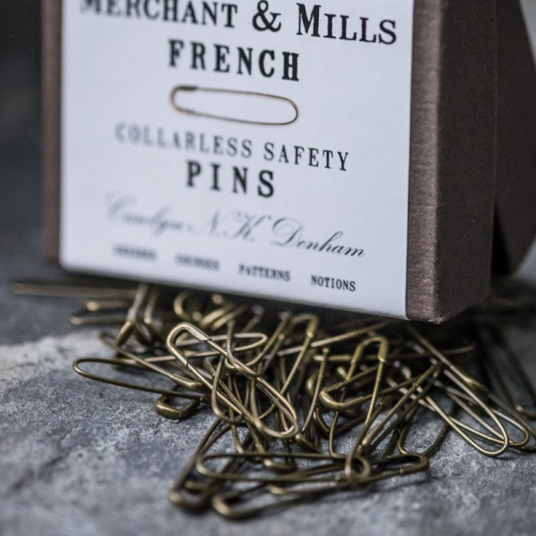 Merchant and Mills - French Safety Pins