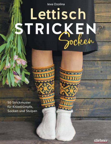 Lettisch Stricken. Socken (50 Strickmuster)