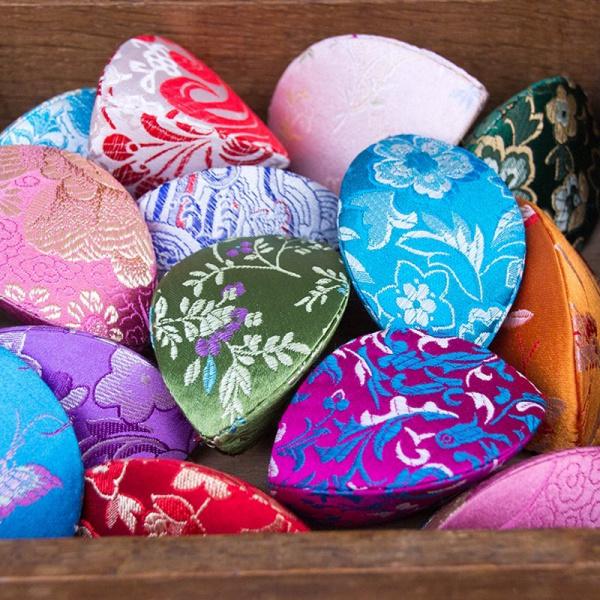 HiyaHiya Dumpling Case and Stitch Markers Set - Pink