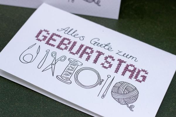 Geburtstagskarte DIY by KIM WELCH